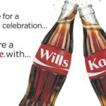 Hora da celebração Real. Compartilhe uma Coca com Wills e Kate!